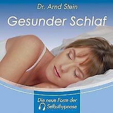Gesunder-Schlaf-von-Stein-Arnd-CD-Zustand-gut