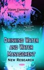Drinking Water and Water Management: New Research by Nova Science Publishers Inc (Hardback, 2014)