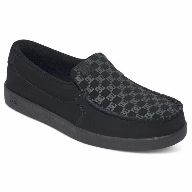 DC Shoes Men's Villain WNT Slip on