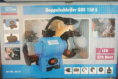 Güde Doppelschleifmaschine GDS 150