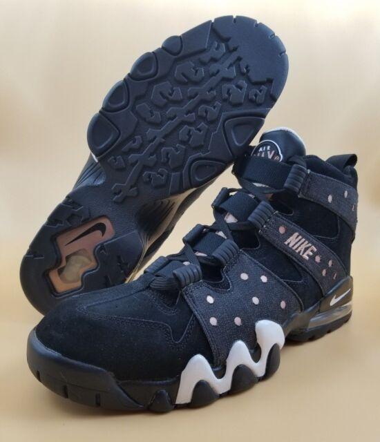 buy online cc65f 3af6f Nike Air Max 2 CB 94 Charles Barkley 305440-004 Black SIZE 11.5 13 Men