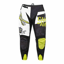 Pick Your Size Can Am ATV Mens X-Race Pants Grey//Blue//Green