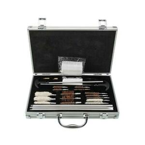 126pcs-Hunting-Cleaning-Supplies-Kit-Firearm-Pistol-Rifle-Maintenance-Tool-Set