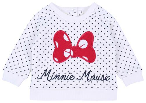 Leggings Minnie Mouse Disney Cremefarbenes Sweatshirt mit Punkten
