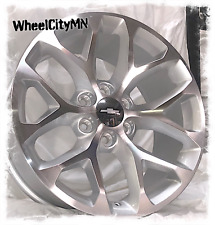24 Inch Silver Snowflake 2018 Chevy Tahoe Ltz Silverado Oe Replica Wheels 6x55