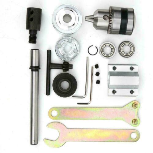 Unpowered Spindle Assembly Wood Cutting Grinding TableDrill Part B10//B12//JTO//B16