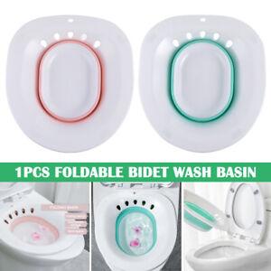 Excellent Details About Cleaning Bath Tub Toilet Bidet Sitz Bath For Pregnant Women Hemorrhoid Folding Frankydiablos Diy Chair Ideas Frankydiabloscom