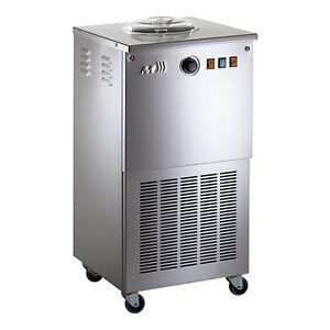 Musso-Ragusa-Consul-Gelato-Ice-Cream-Compressor-Commercial-Machine-Maker-220V
