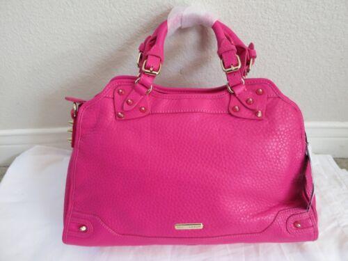 Pink Purse 10zilbctr2 Minkoff Satchel Spike Bright Rebecca Desire Nieuw Handtas 3TlcuK15FJ