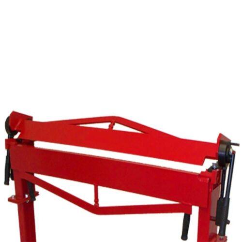 36 Inch Sheet Metal Bending Brake Bender 12 Gauge Bending Machine