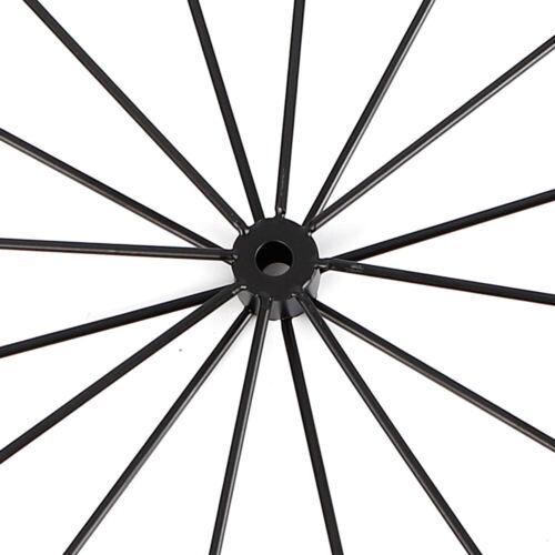 E27 3 Rad 6 Rad Hängeleuchte Vintage Retro Metall Pendelleuchte Kronleuchter DHL