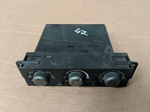 Details about MITSUBISHI SHOGUN MK3 HEATER AC CONTROL PANEL MR958005  146570-0022