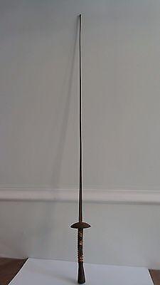 Antique Fencing Sword Klingenthal