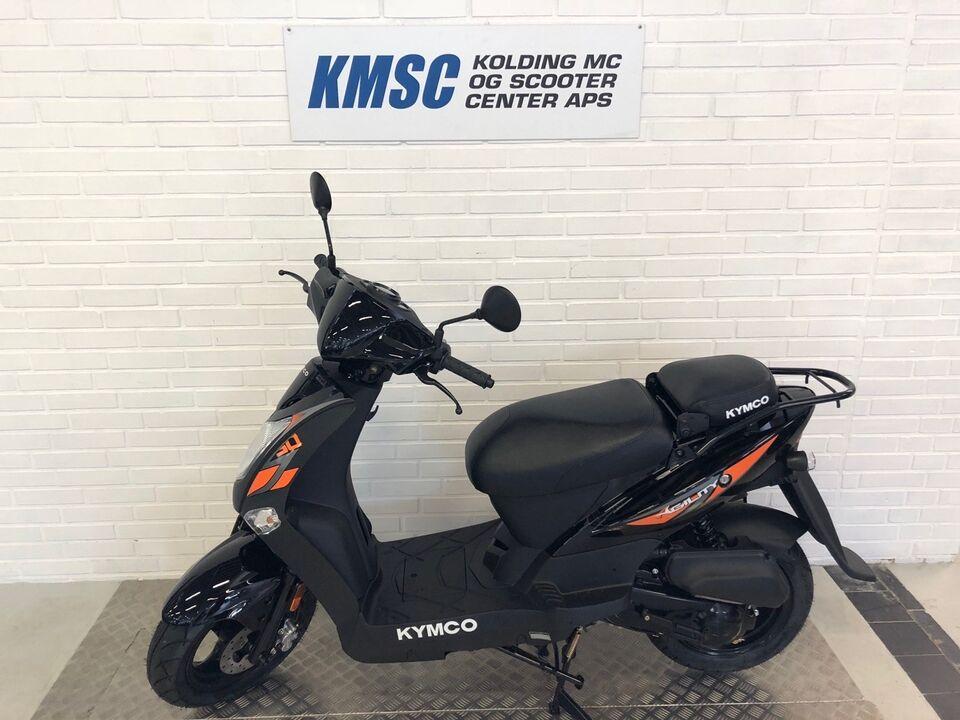 Kymco Agility 50, 2018, km