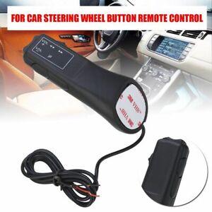 Universal-Car-Steering-Wheel-Remote-Control-Stalk-Button-For-Bluetooth-Radio-GPS
