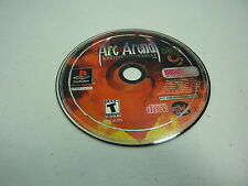 ARC ARENA Master Tournament For Sony Playstation 1 2 PS1 PS2 PSX DISC ONLY!! FUN