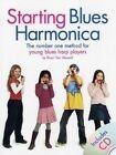 Starting Blues Harmonica by Stuart Maxwell (Paperback, 2005)