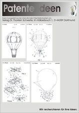 Heissluftballon Ballonmodell Ballon bauen 2010 Seiten !