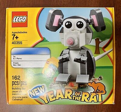 LEGO Year of the Rat (40355) Chinese Lunar New Year ...