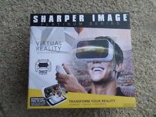 Sharper Image Smartphone 360 Degree Virtual Reality Headset Ebay
