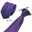 Classic-Red-Black-Blue-Mens-Tie-Paisley-Stripe-Silk-Necktie-Set-Wedding-Jacquard thumbnail 38