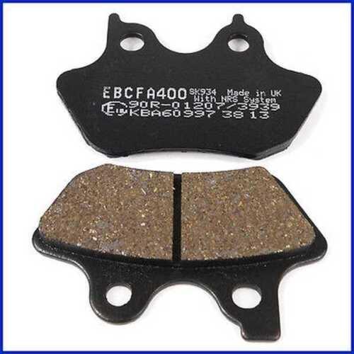 EBC Bremsbeläge Bremsklötze FA400 VORN HARLEY DAVIDSON V-Rod 02-04