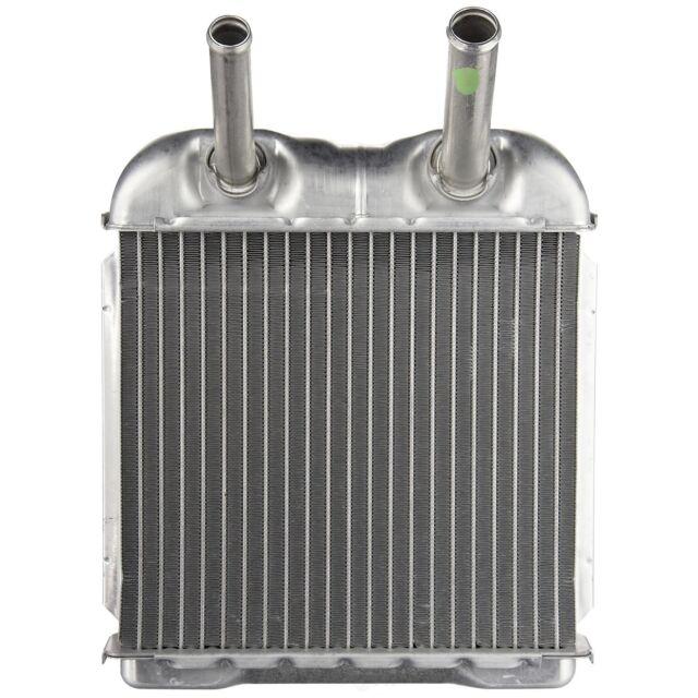 HVAC Heater Core Rear Spectra 93051