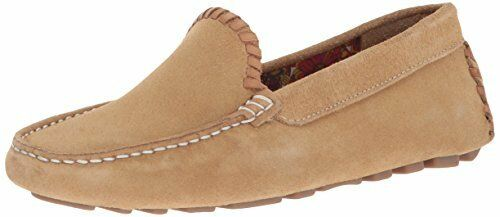 Jack Rogers Damenschuhe Taylor Suede Slip-On Loafer- Pick SZ/Farbe.
