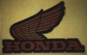 Image Is Loading Honda Logo Glitter 80s Eighties Authentic Retro Tshirt