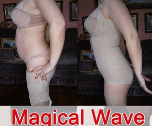 UK Full Body Shaper Slimming Tummy Control Corset High Waist Shapewear Underwear