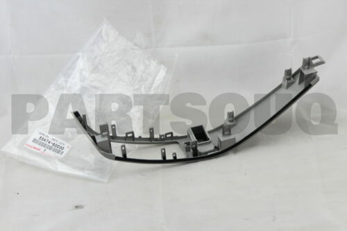 5547460030 Genuine Toyota GARNISH INSTRUMENT CLUSTER FINISH PANEL 55474-60030