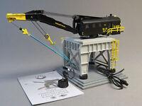 Lionel Mow Command Controlled Trackside Crane O Gauge Train Gantry 6-82033