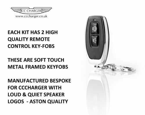 AUTO MEMORY Aston Martin Exhaust By-pass Remote Control V8 Vantage Fuse 22 F15