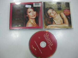 Shania Twain Europa-Cd The Woman IN Me 2000