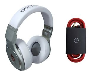 Beats-by-Dr-Dre-Beats-Pro-Over-On-Ear-Wired-Genuine-Headphones-MH6Q2AM-A-White