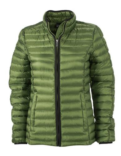 Ladies Quilted Daunenjacke Damen Fashion JackeJames+Nicholson
