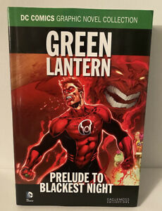 DC Comics Graphic Novel Collection Green Lantern Prelude To Blackest Night HC