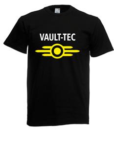 Maglietta Uomo Vault-Tec Maglietta con fino 5XL