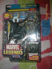 N10_11 Toy Biz ToyBiz Marvel Legends Lot X MEN STORM BLACK VARIANT Series VIII 8