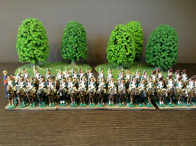 Generoso Dragons Français Ab Figures 15mm Peint Napoleon 1er Empire Rinfrescante E Benefico Per Gli Occhi