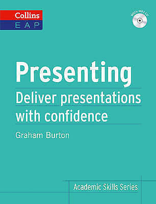 1 of 1 - Presenting: Deliver Academic Presentations with Confidence (Collins-ExLibrary
