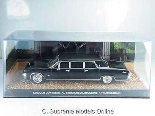 ^ Lincoln Continental Limusina 1//43RD escala American USA estirada tipo Y0675J ^