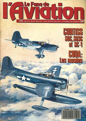 LE FANA de L AVIATION 239 RCAF DOUGLAS DAKOTA_CURTISS FLOATPLANES_CUBAN AF FAR