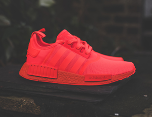 Nmd Homme Fashion Sneakers Adidas NMD Solar Rouge S31507