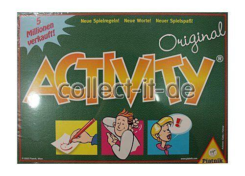 Activity Orginal  | Elegante Form