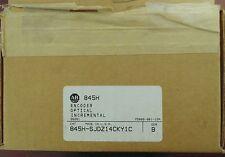 ALLEN BRADLEY Optical Incremental Encoder 845H SJDZ14CKY1C