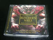 2012 HORUS HERESY BUTCHER'S NAILS by Aaron Dembski-Bowden Audio DRAMA BOOK CD
