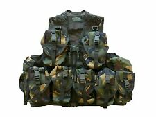 Arktis Long Range Reconnaissance Patrol Vest British DPM Camouflage SF Chest Rig