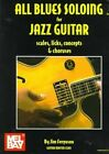 All Blues Soloing for Jazz Guitar by Jim Fergison (Paperback, 1999)