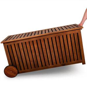Panca panchina con ruota in legno per esterno giardino cucina ...